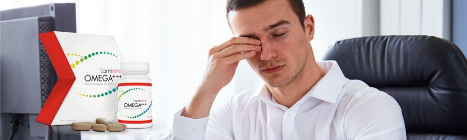 laminine omega for poor eyesight