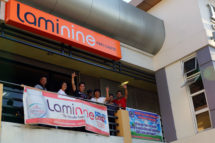 Looking for a Laminine branch in the Philippines?