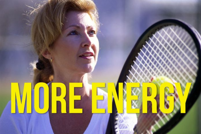 more energy supplement