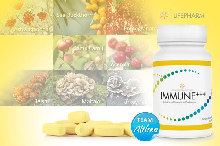 LifePharm Immune +++ Ingredients