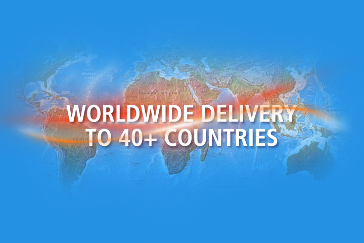 List of Countries with Direct Delivery