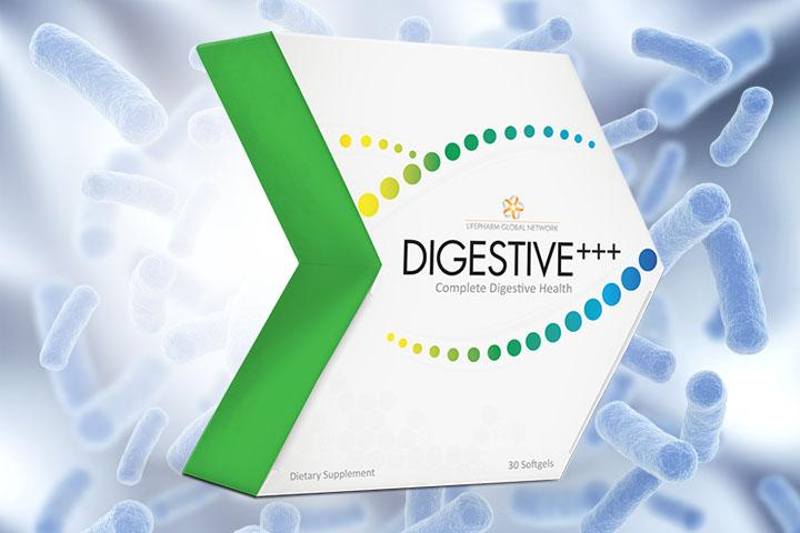 Digestive+++ Ingredients