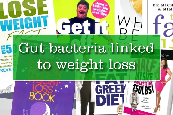 gut bacteria weight loss