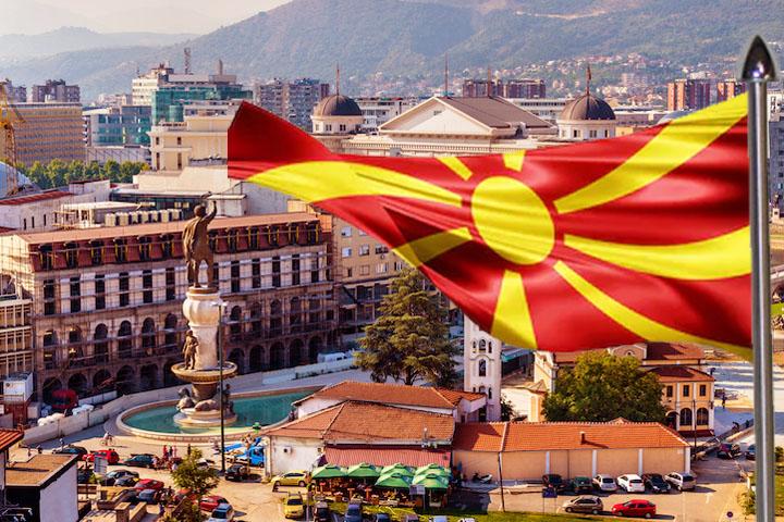 News Feed: Hello Macedonia