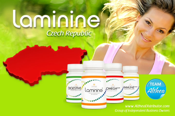 Buy Laminine – Czech Republic
