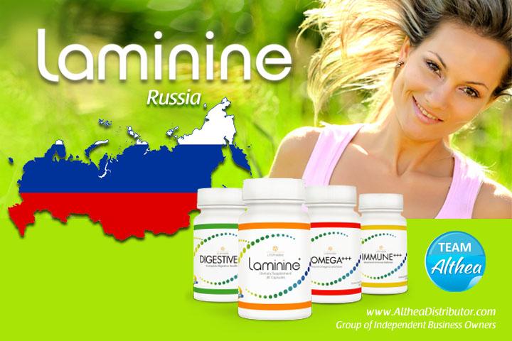 laminine russia