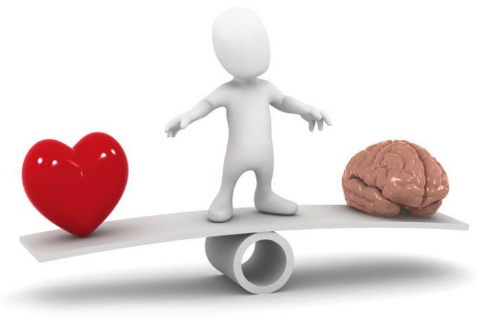 heart brain balance