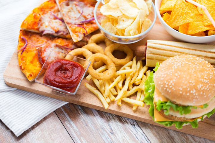 Top-4 Cancer-causing food kids love