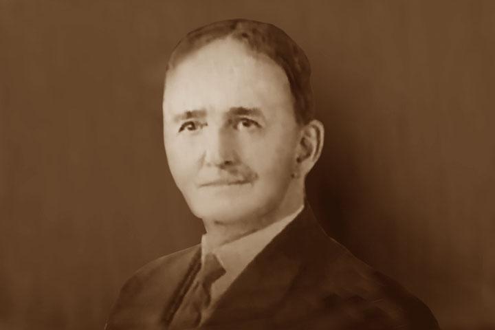 Dr. John Ralston Davidson